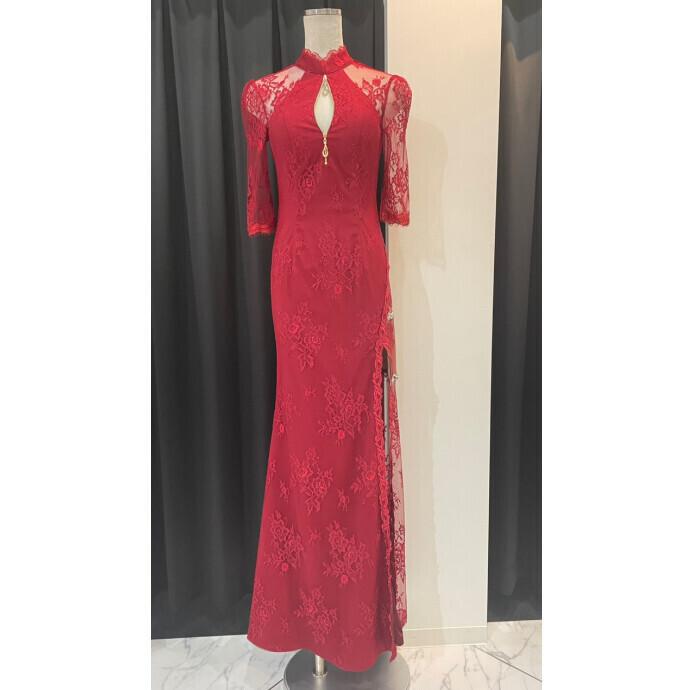 ROBEdeFLEURS  Glossyドレス
