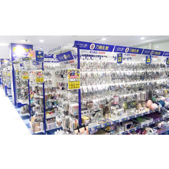 駿河屋天神ビブレ店  2018.10.5プレオープン!※買取のみとなります。販売は致しません。