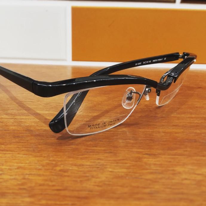 国産眼鏡枠