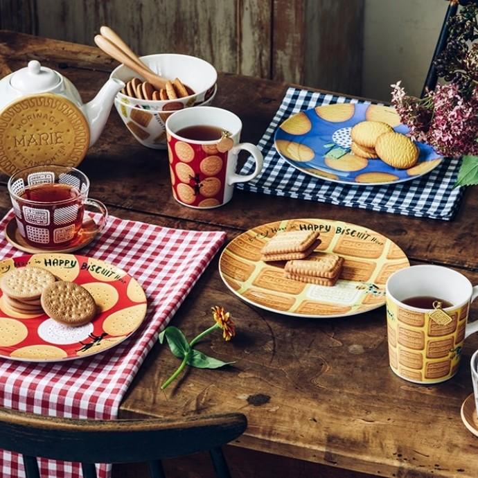 9/20~大好きなお菓子モチーフでおうち時間を幸せに「MORINAGA ×Afternoon Tea」コラボレーションアイテムが新登場!プレゼントもご用意。