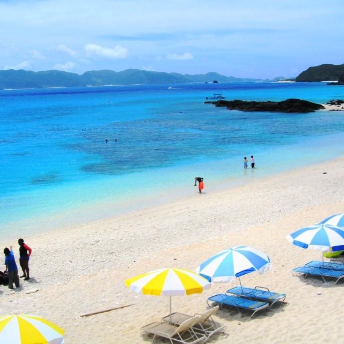 沖縄のビーチランキングTOP3