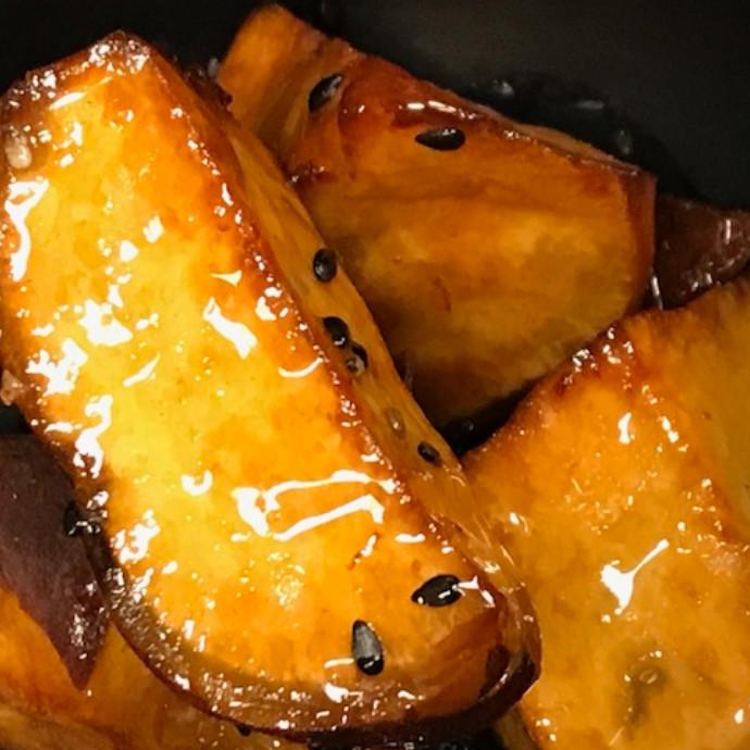 【加賀野菜】五郎島金時のお惣菜のご案内【ランチ】