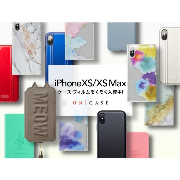 iPhoneXS/XS Max対応アクセサリーぞくぞく入荷中!