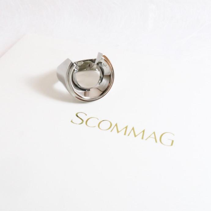 大人気ブランド『SCOMMAG』から新作メンズリングリリース!