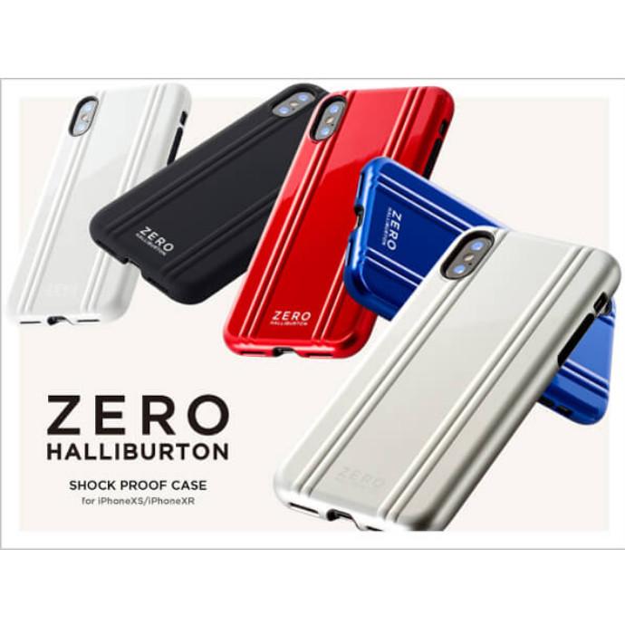 """iPhoneXS対応!""""ZERO HALLIBURTON×UNiCASE""""耐衝撃ハイブリットiPhoneケース!"""