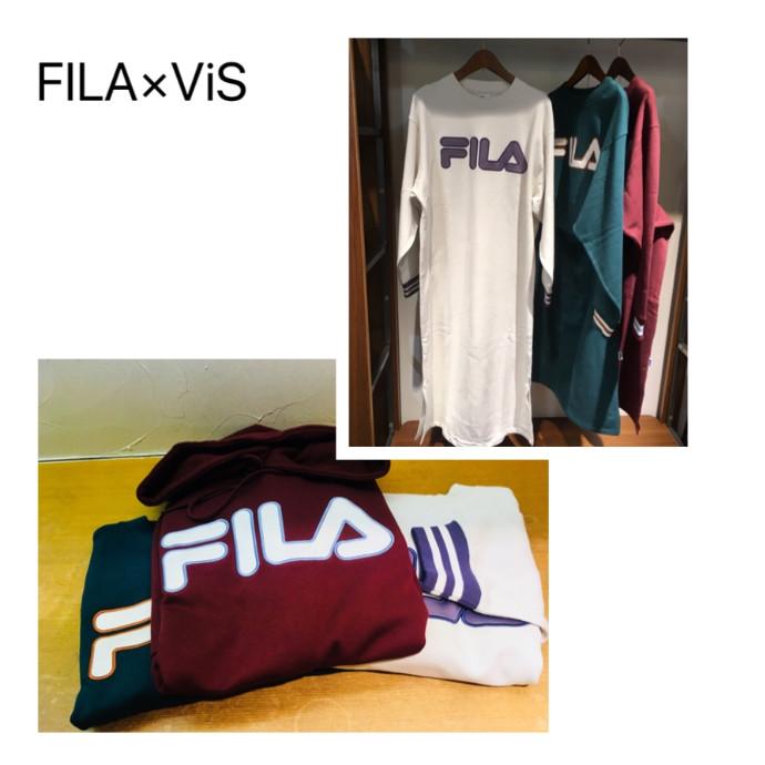 FILA×ViS