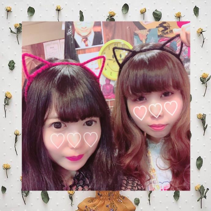 ☆ネコ耳カチューシャ☆
