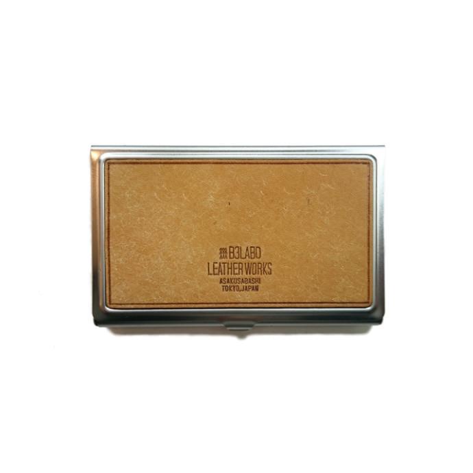 【Pueblo Cardcase】藤沢のレザーショップ