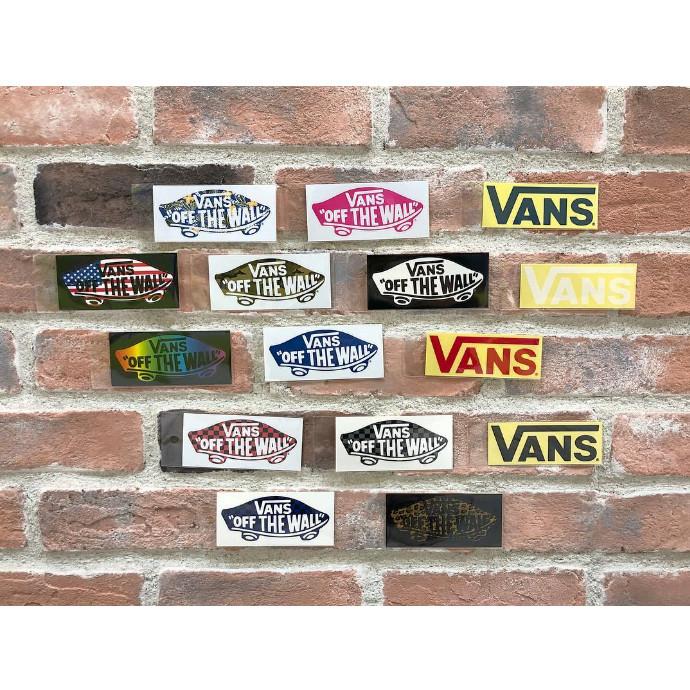 Vans Sticker  🎯🎯🎯