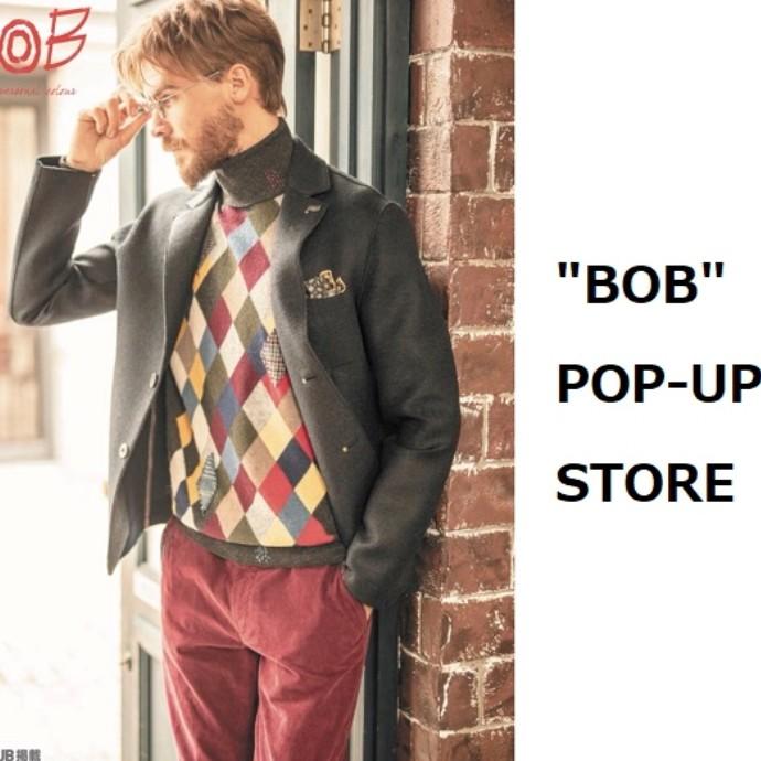 """""""BOB"""" POP-UP STORE"""