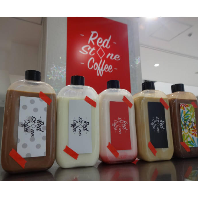 期間限定SHOP★Red Stone Coffee