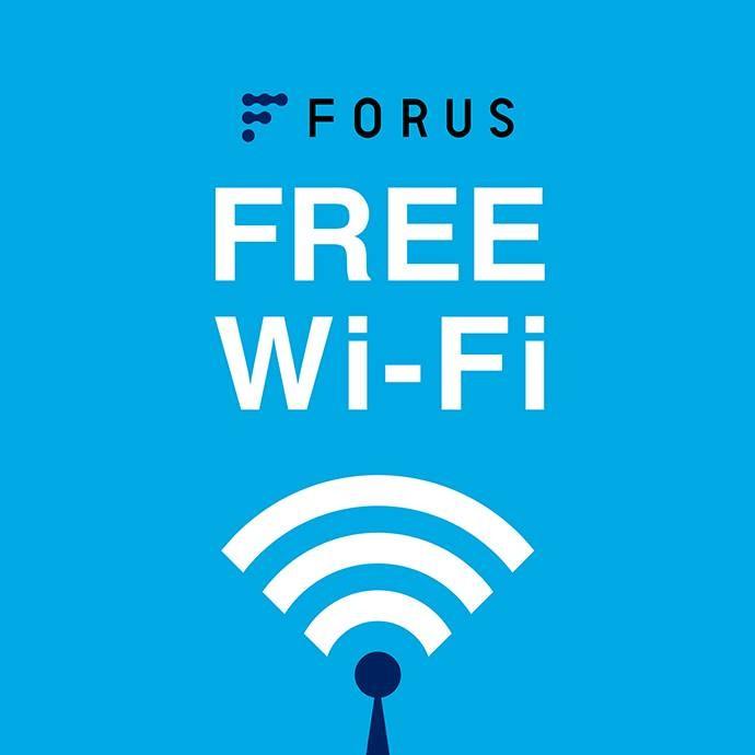 Wi-Fiサービスのお知らせ