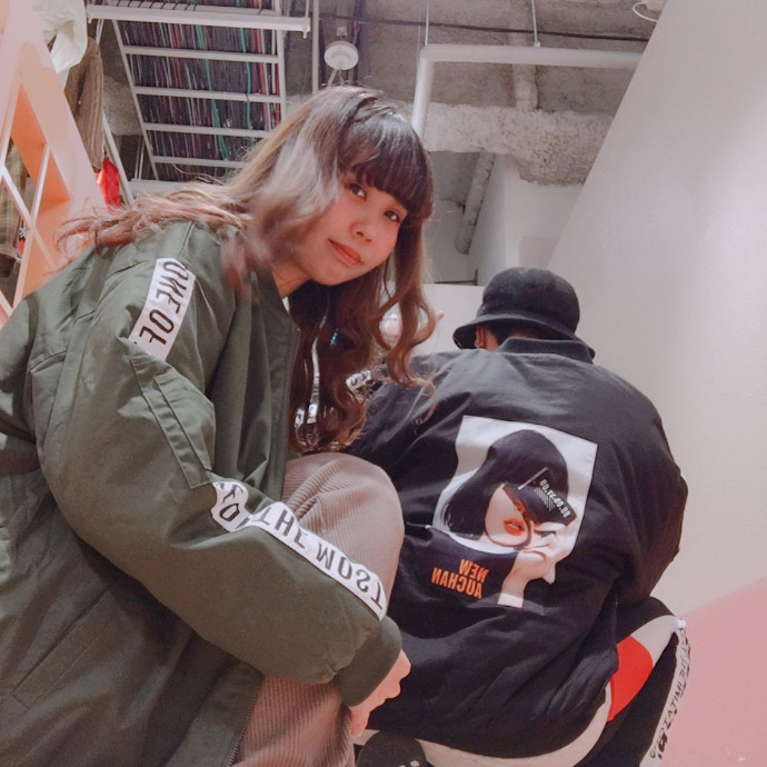 ♡フォトMA-1♡