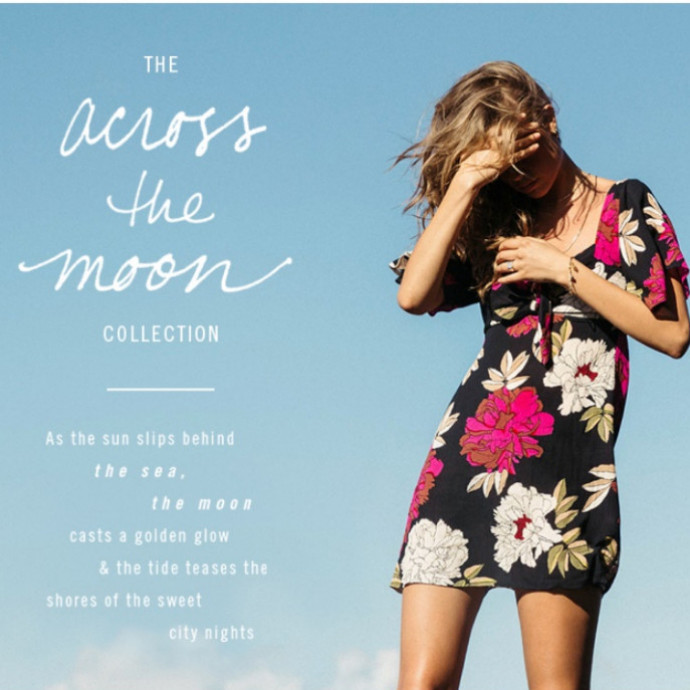 ACROSS THE MOON COLLECTION