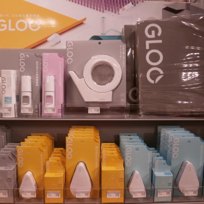 接着用品の新ブランド「GLOO」