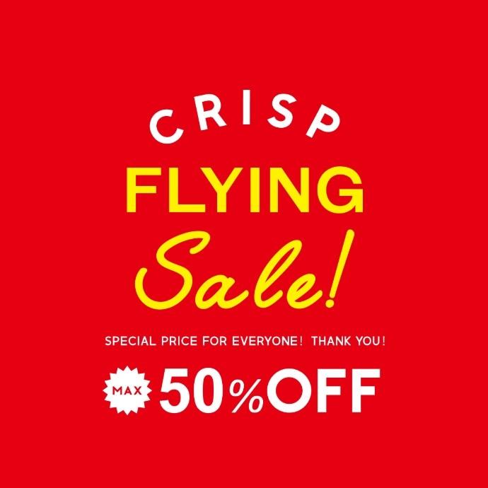 FLYING SALE*