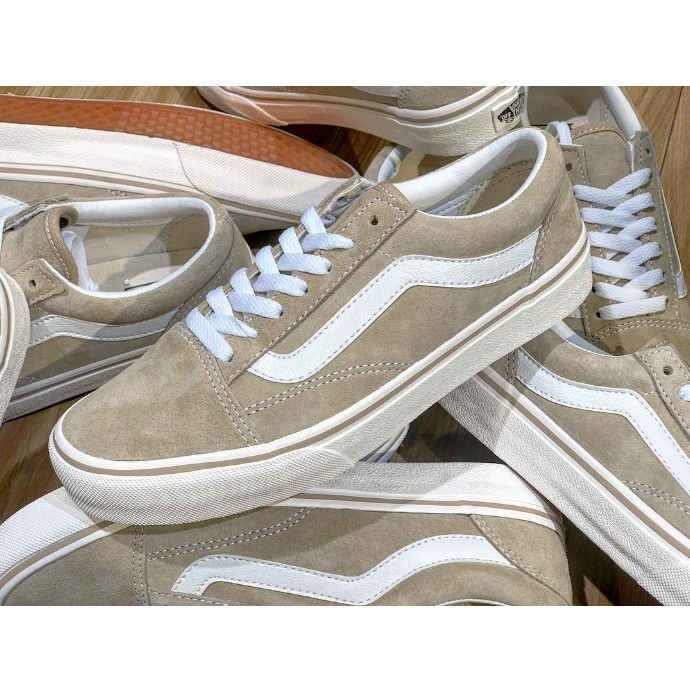 👯‍♀️OLD SKOOL BEIGE 👯‍♀️