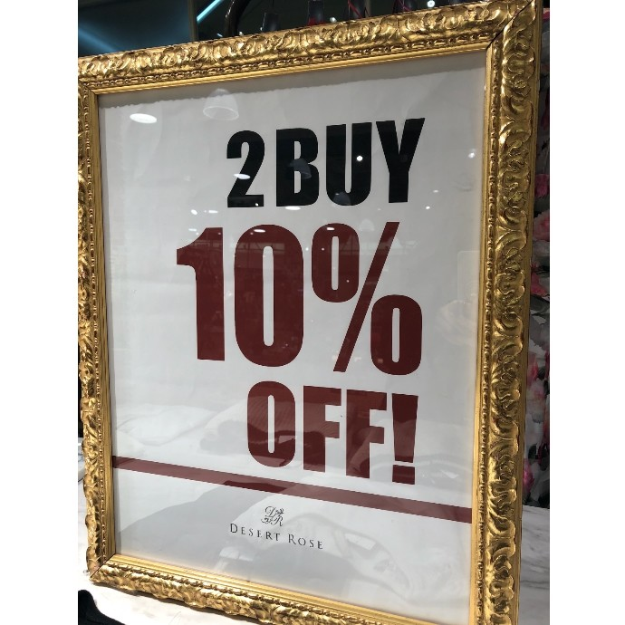 2 BUY 10% OFF  !!!!