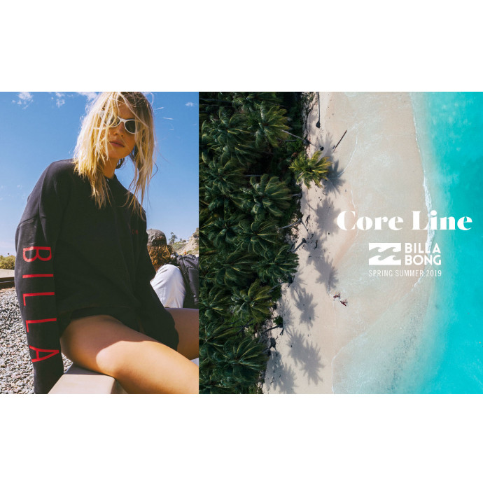 BILLABONG  CORE LINE COLLECTION