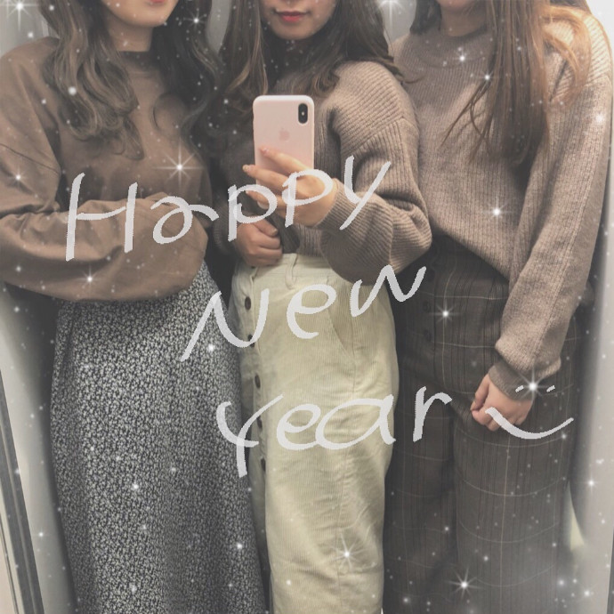 Happy New Year \❤︎/