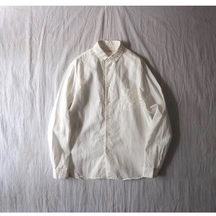 High Count Linen Shirt
