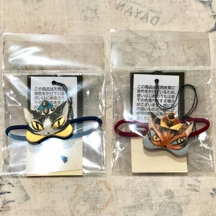 人気のマリオネットシリーズのヘアゴムが登場!