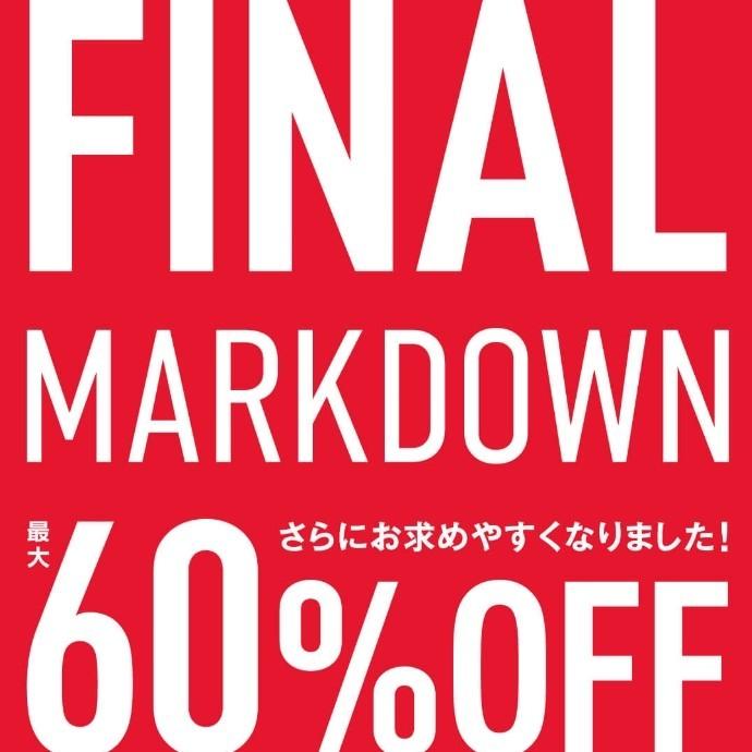 Final Markdownスタート!