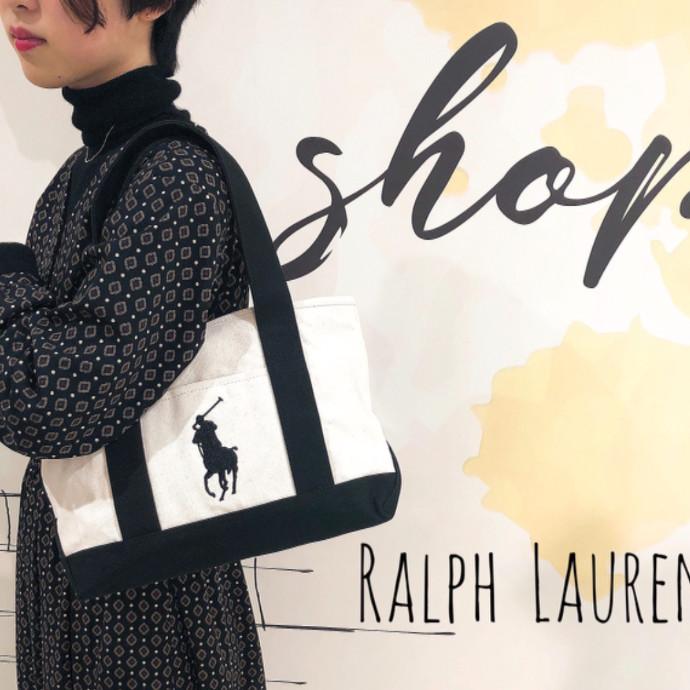 Ralph  Lauren新作入荷♫