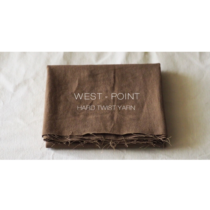 WEST-POINT HARD TWIST YARN