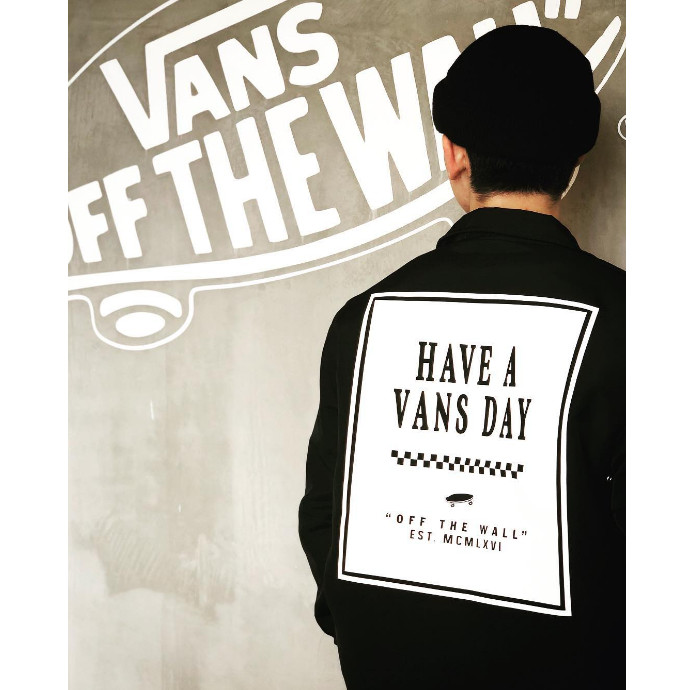 HAVE A VANS DAY