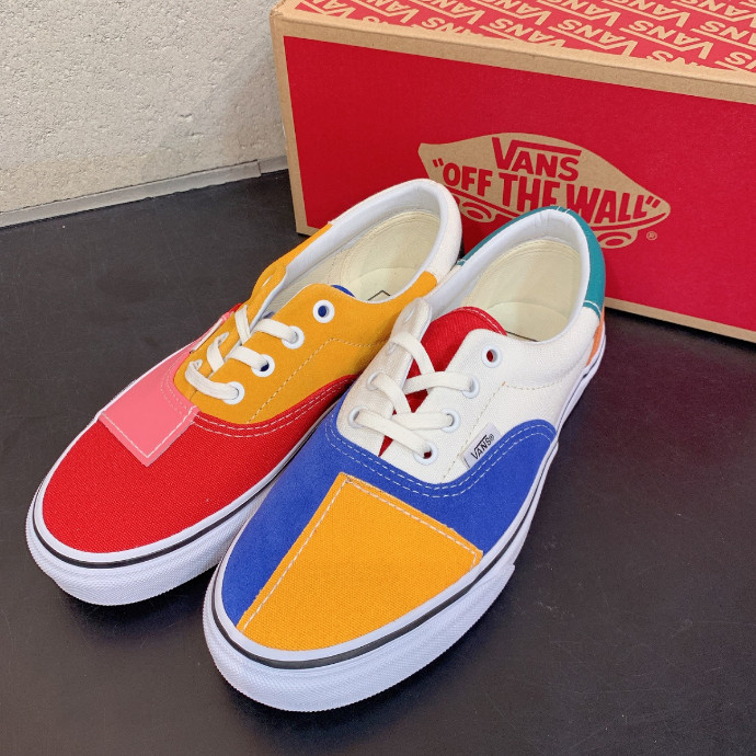 【VANS ERA】ーPATCHWORKー