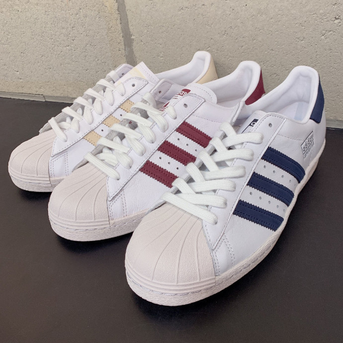 【ADIDAS-superstarー】80s