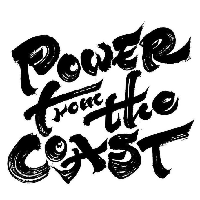 【2/16(SAT)~2/24(SUN)Limited SHOP】B1F  POWER from the COAST