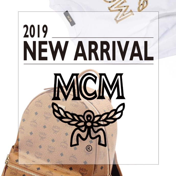 """NEW ARRIVAL  """"MCM"""""""