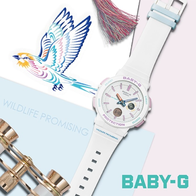 BABY-G  WIRDLIFE PROMISINGモデル
