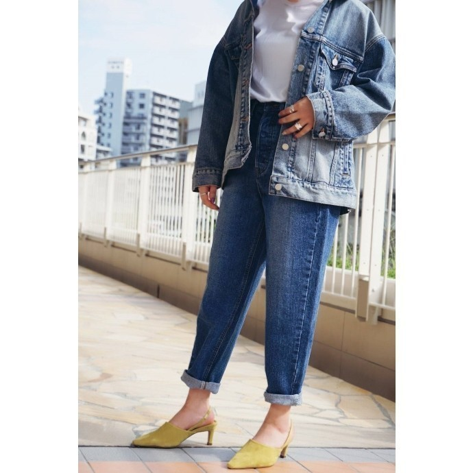 Mira Owen  DENIM by EDWIN