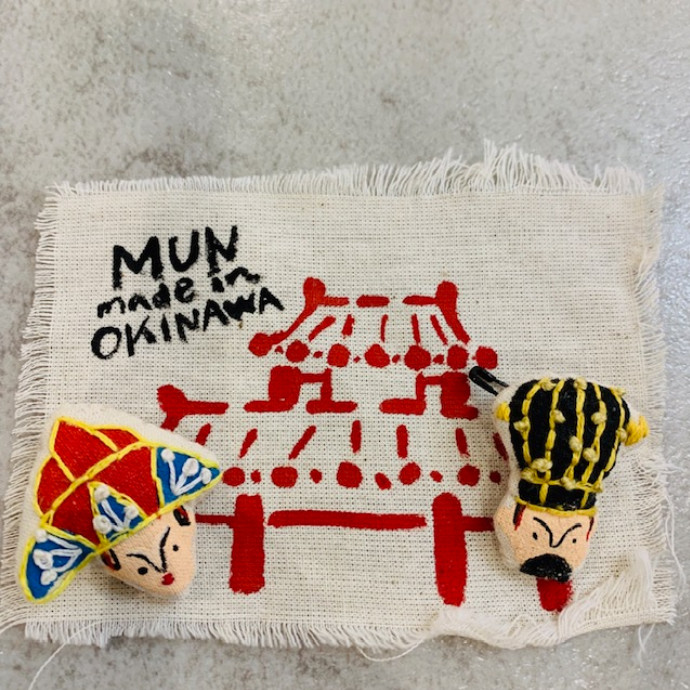 ★KIKIRU★期間限定POP UP商品!「MUN_made in okinawa ×KIKIRU」