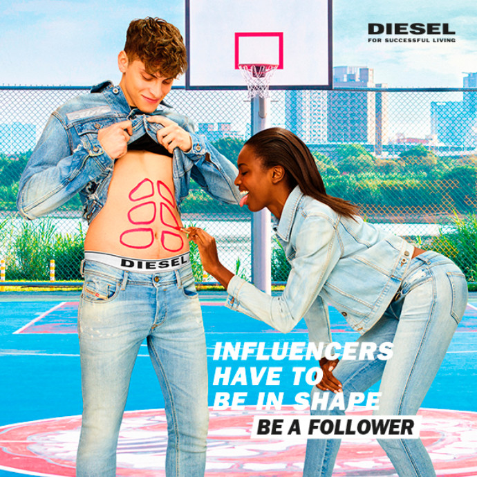 DIESEL SPRING STORE CAMPAIGN
