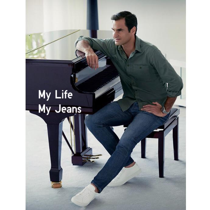 《《Men's ジーンズコレクションにカラーステイスリムフィットジーンズが新登場!!》》