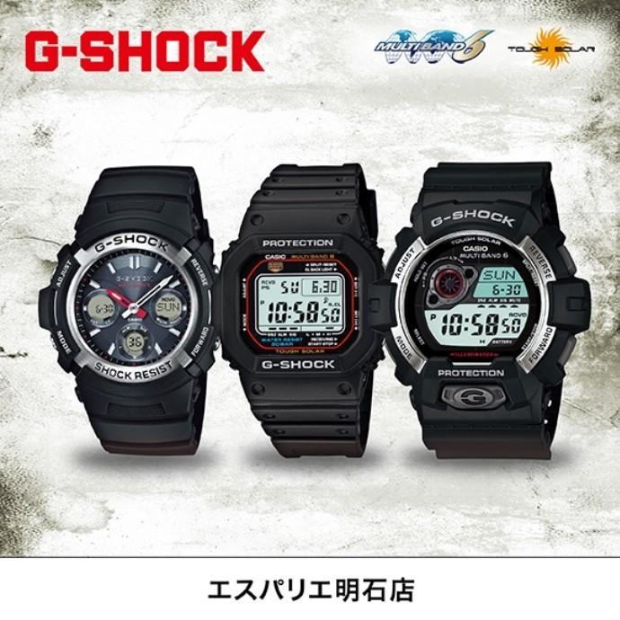 G-SHOCK・BABY-G オススメモデル