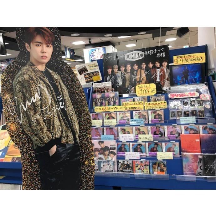 SF9日本2ndアルバム『ILLUMINATE』発売!SF9強力応援店限定企画実施中