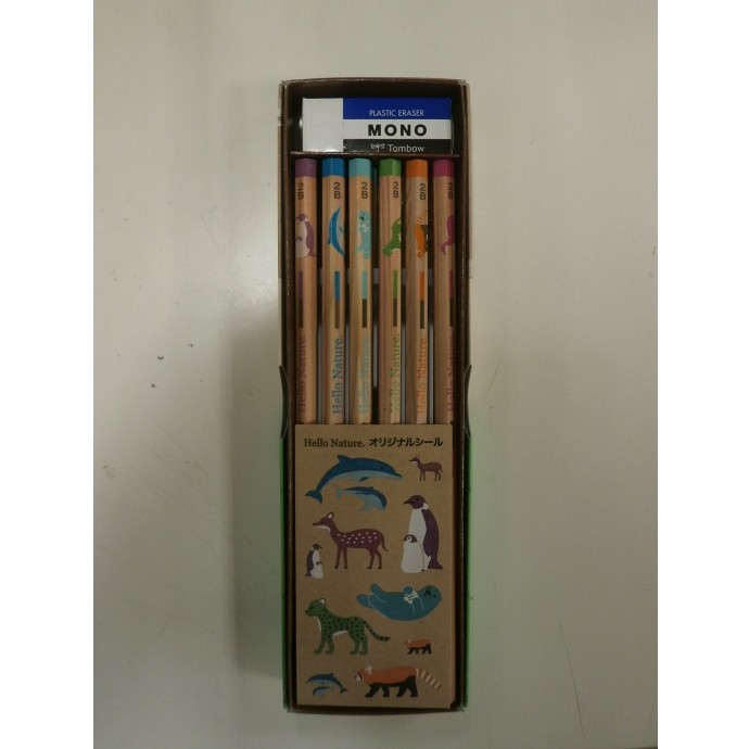 トンボのギフト向け鉛筆