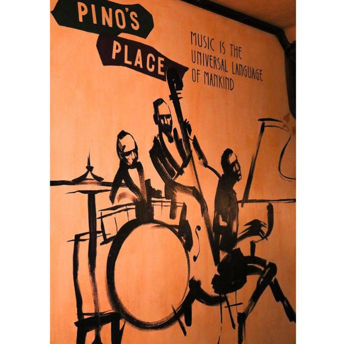 毎月恒例!PINO'S PLACEによる JAZZ生ライブ