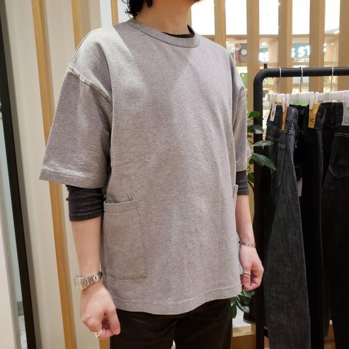 HEALTKNIT☆マックスウェイト スモックTシャツ