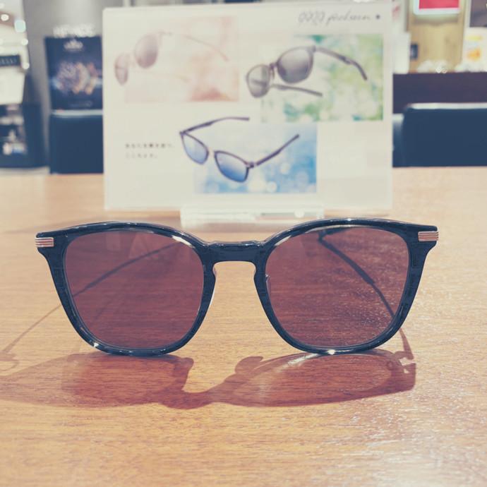 日本人のためのサングラス。