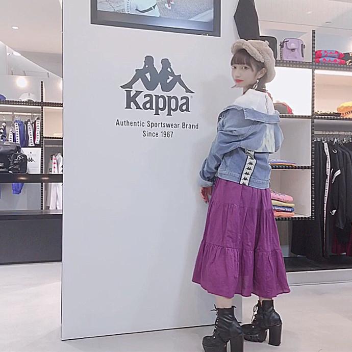 KAPPA河原町店スタッフデニムコーデ