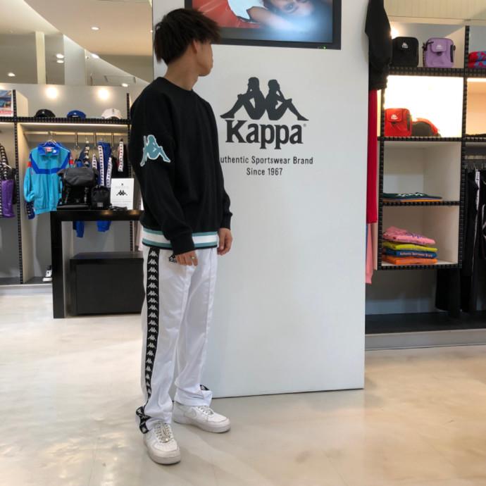 Kappa 河原町OPA店 スタッフコーデ