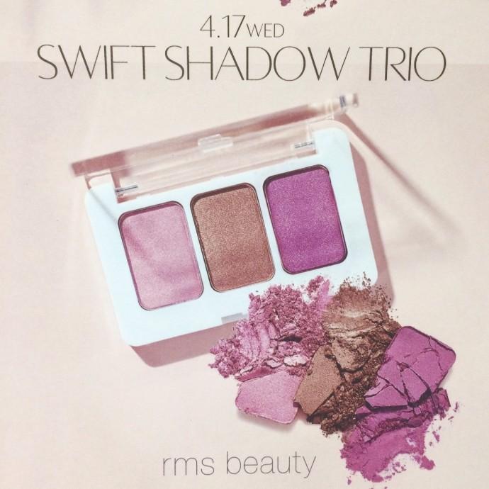 『rms beauty』から生産数量限定!スウィフトシャドウトリオ発売♡