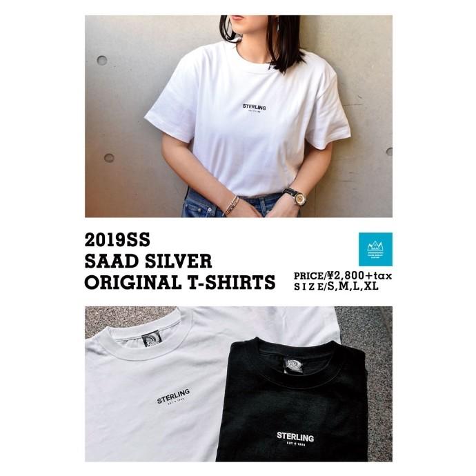 【SAAD オリジナルTシャツ】