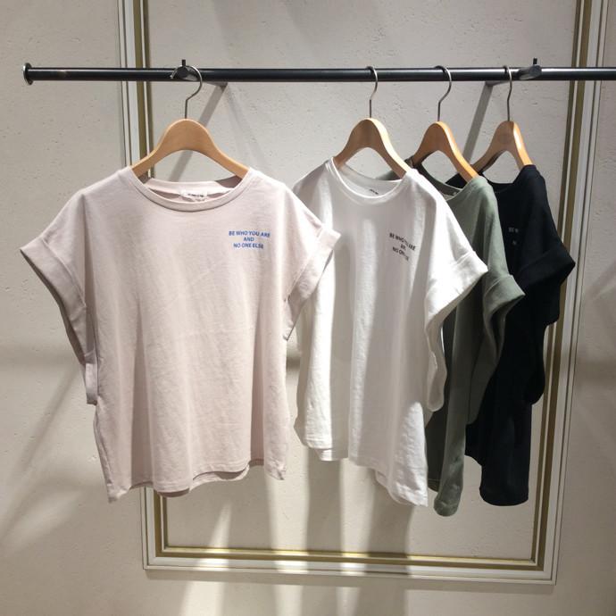 NEW ITEM!! ロゴTシャツ